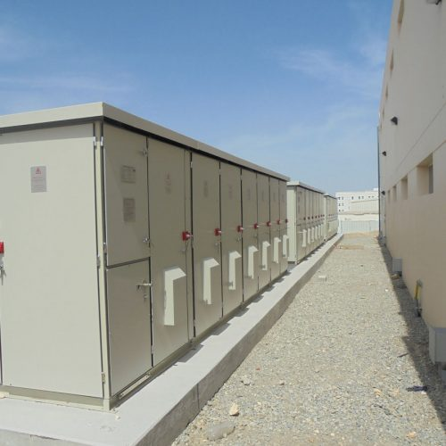 11kv 7 Stage Detuned Banks - Middle East