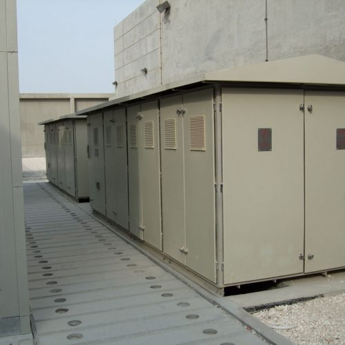 11kv Detuned Banks Qatar