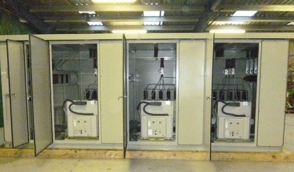 17.5kv Multi Stage with VCB for Mali