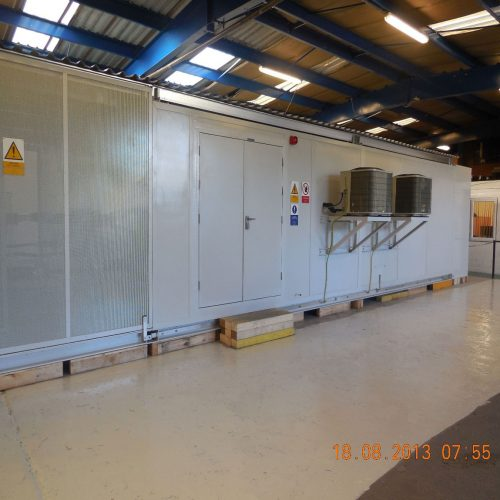 33kV Containerised Harmonic Filter